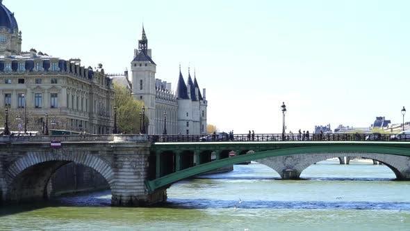 Thumbnail for Paris River Seine