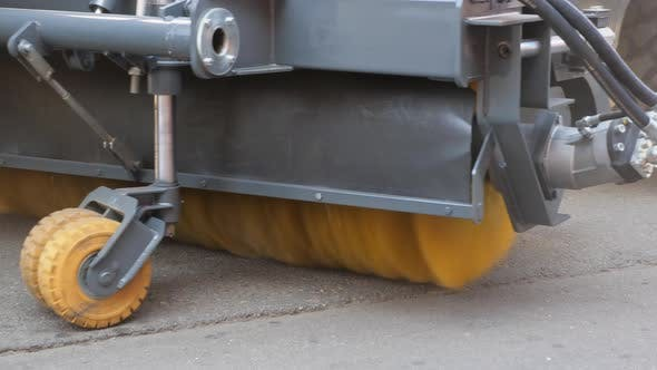 Thumbnail for Equipment for Cleaning Streets and Road Surfaces.