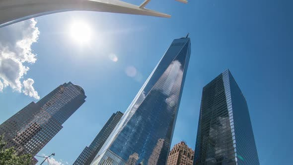 Thumbnail for Skyscrapers in New York City