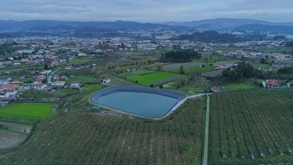 Thumbnail for Agriculture Artificial Lake for Irrigation