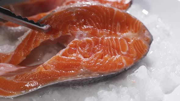 Cover Image for Fresh Salmon Ready To Cook