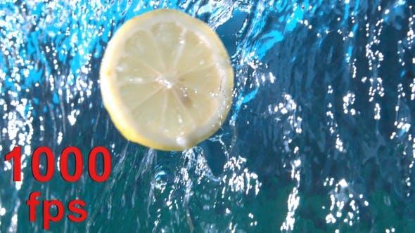 Thumbnail for Lemon In Water