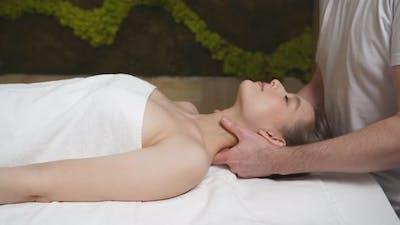 Spa Woman Massage