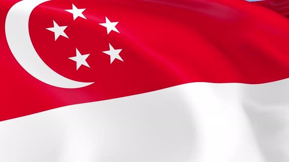 Cover Image for Singapore Flag
