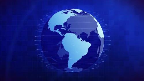 World Globe Loop