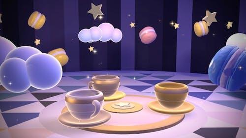 Tea Cup Playground