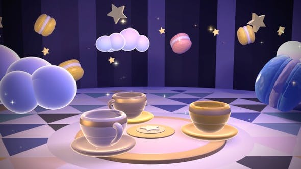 Thumbnail for Tea Cup Playground