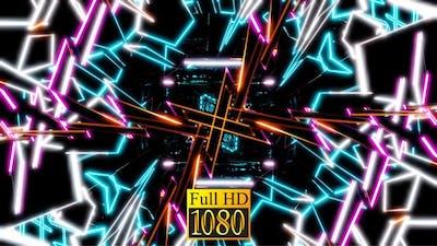 Vj Neon Disco Disco HD