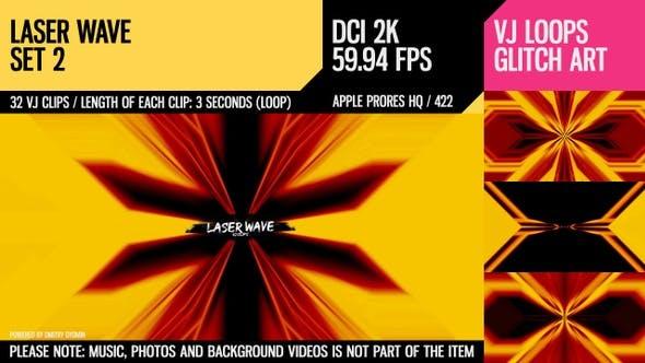 Thumbnail for Laser Wave (2K Set 2)