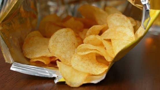 Thumbnail for Eat potato chip