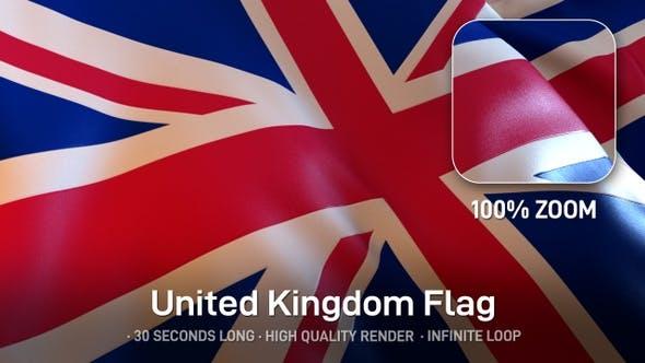 Thumbnail for United Kingdom Flag