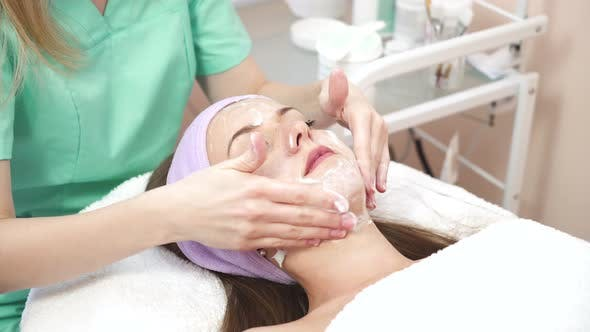 Thumbnail for Woman During Facial Massage