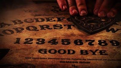 Spiritual Game Ouija Board 4