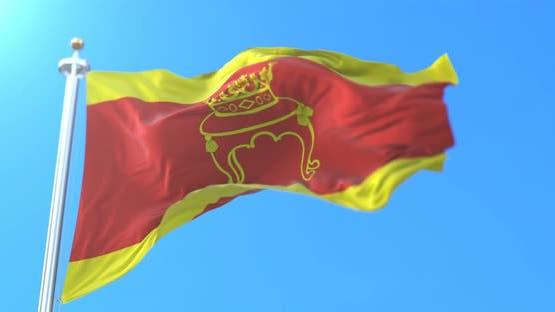 Tver City Flag, Russia