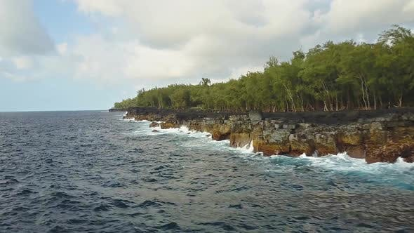 Thumbnail for Coastline of Hawaii