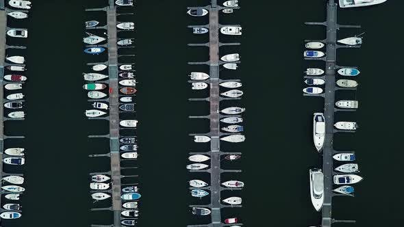 Thumbnail for Sea Port with Luxury Speedboats for Sail Sport and Yachting Tourism