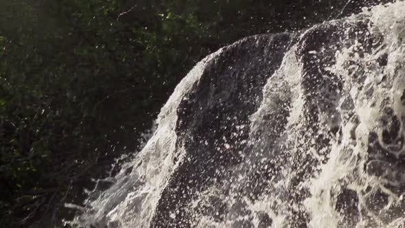 Thumbnail for Nature Waterfall Slow Motion