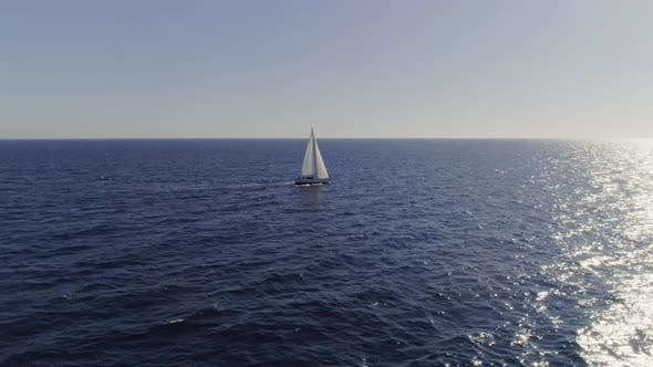 Thumbnail for Sailing into the Horizon in Spain