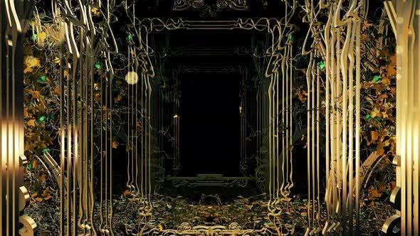 Thumbnail for Art Nouveau 06 4K