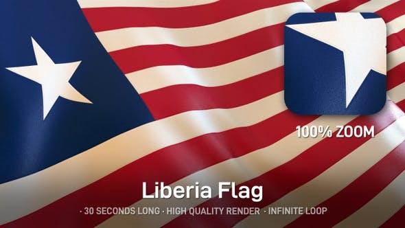Thumbnail for Liberia Flagge