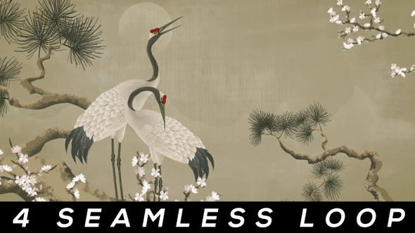 Thumbnail for Chinese Art Painting