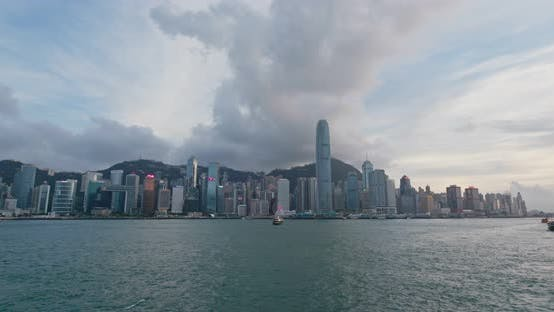 Cover Image for Hong Kong City Landmark