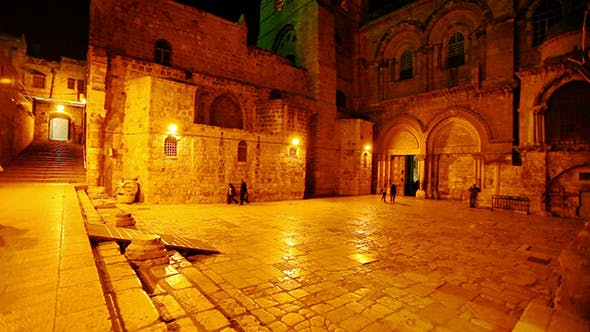 Thumbnail for Church of the Holy Sepulchre, Jerusalem 2