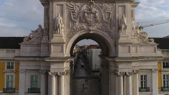 Thumbnail for People Walking in Lisbon