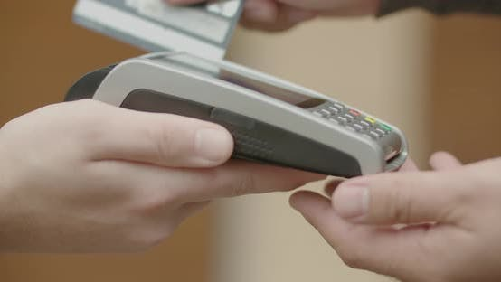 Thumbnail for Electronic Payment with Bank Card