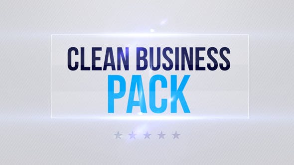 Thumbnail for Clean Business Pack