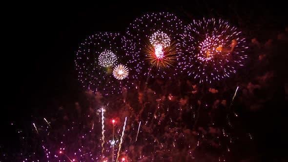 Fireworks Carnival