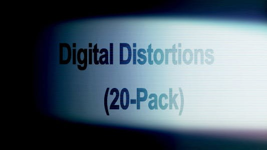 Thumbnail for Digital Distortions (20-Pack)