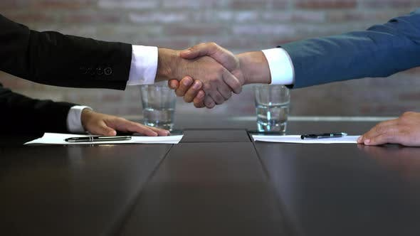 Thumbnail for Closing Business Deal