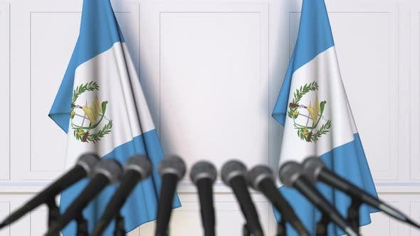 Thumbnail for Guatemalan Official Press Conference