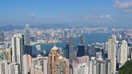 Thumbnail for Hong Kong city landmark