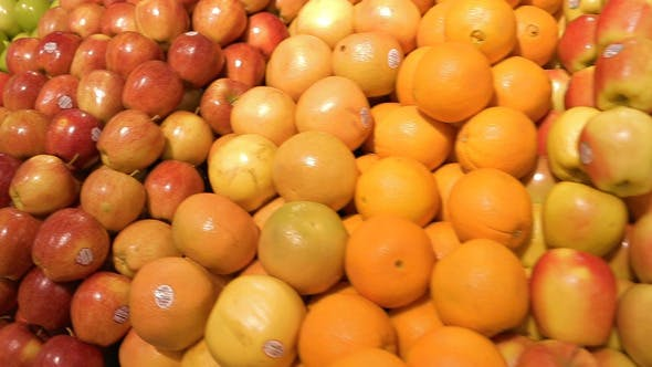 Thumbnail for Fruit Selection at a Grocery Store