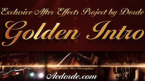 Golden Intro