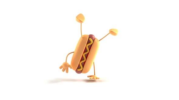 Fun hot dog