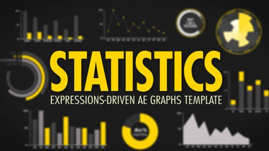 133 Infographics Video Templates Compatible with Adobe After