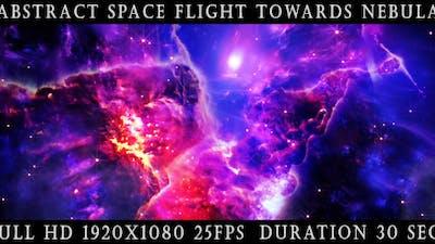 Birth Of Space Nebula