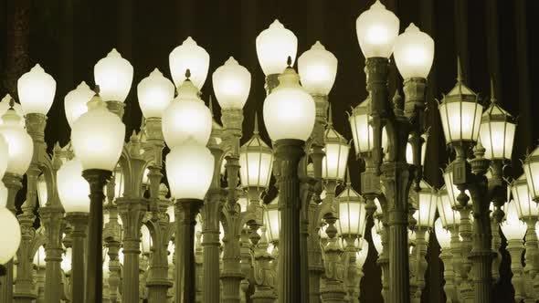 Thumbnail for The Urban Light, L.A.
