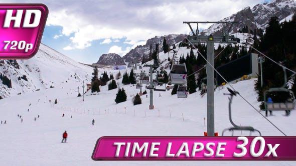 Cover Image for Ski Lift