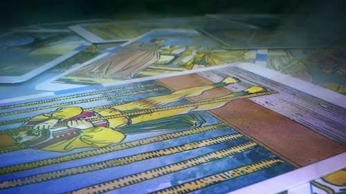 Spiritual Fortune Reading Tarot Cards 7