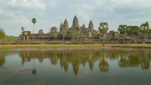 Thumbnail for Angkor Wat Temple in Siem Reap, Cambodia