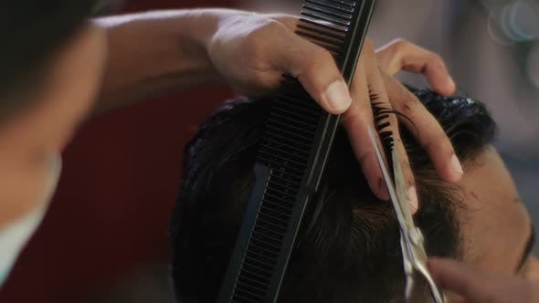 Cover Image for Haircut Scissors