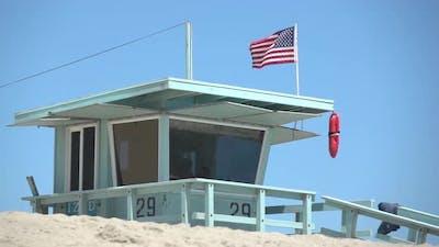 Lifeguard Booth
