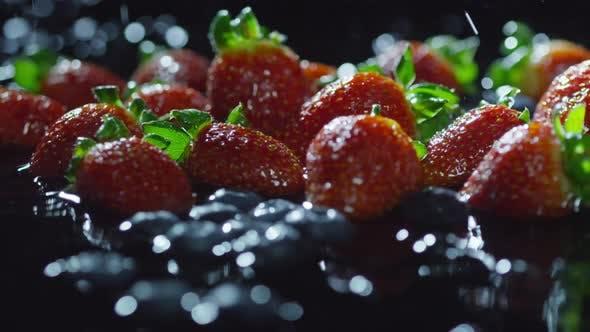 Thumbnail for Rinsing Ripe Berries