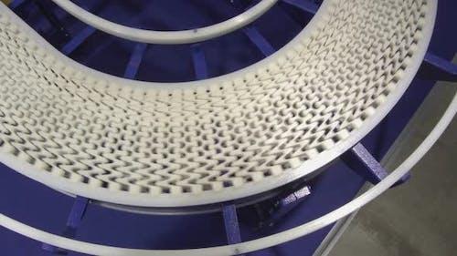 Swivel Conveyor Section