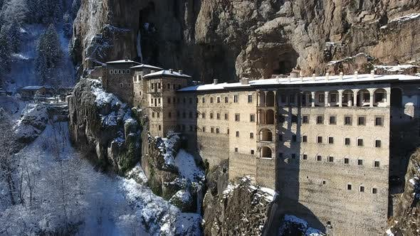 Thumbnail for Historic Monastery in Winter