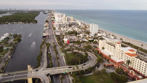 Thumbnail for Business Travel Destination Hollywood Florida Usa
